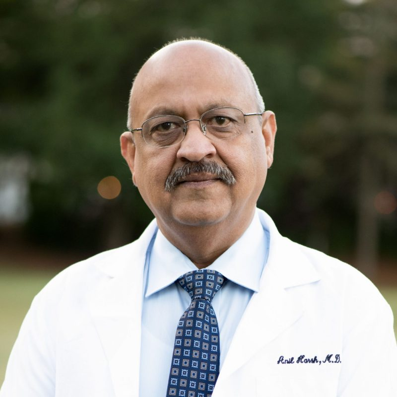 Dr. Anil Harsh Pediatrician Knoxville