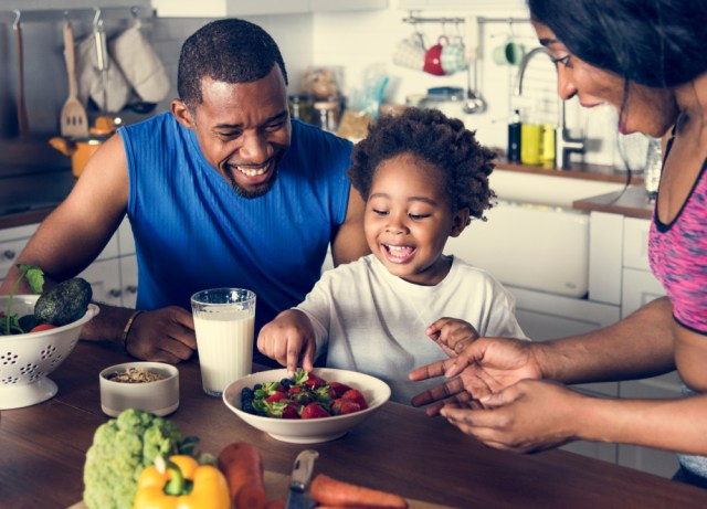Good Nutrition In Childhood Improves Long-Term Health