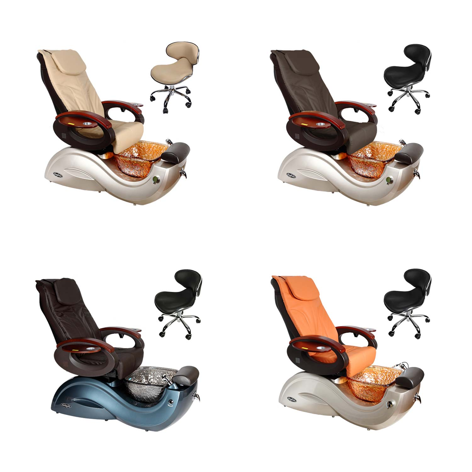 cheap pedicure chairs fabric outside chair wholesale nuga best