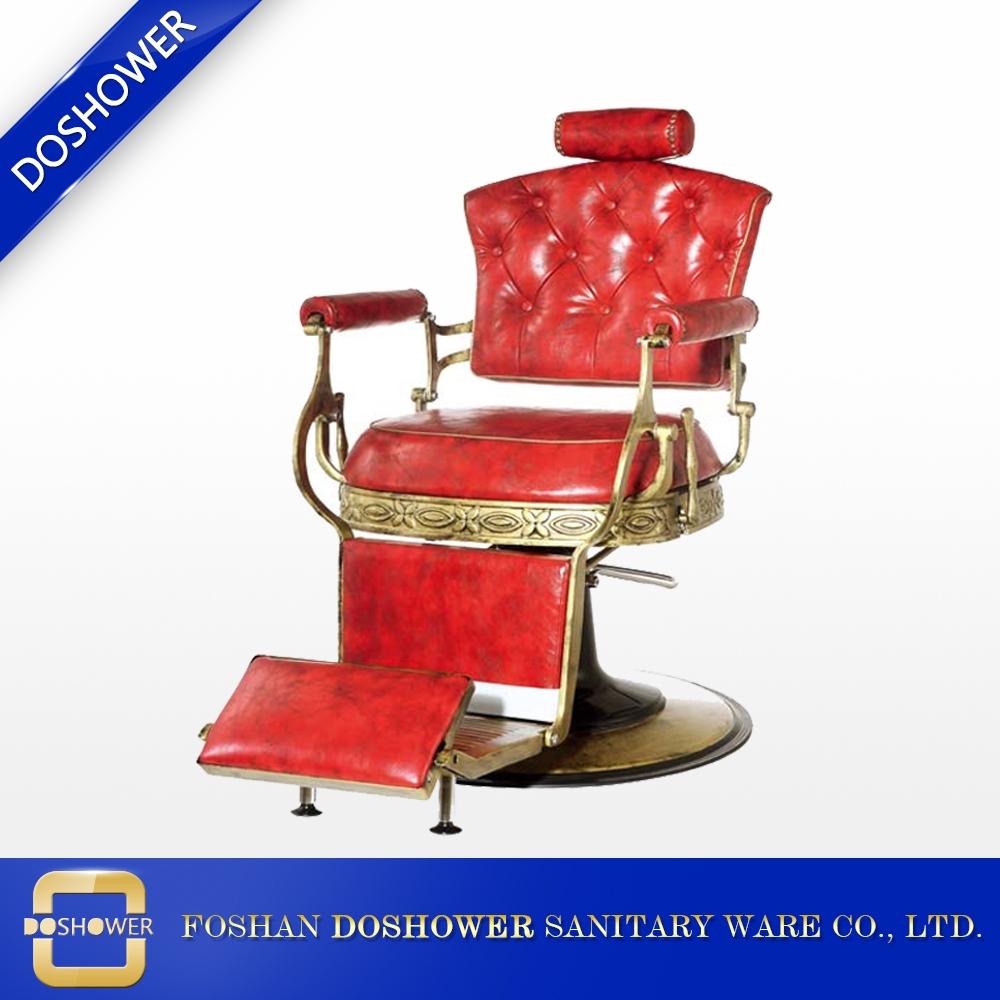 Chaise De Coiffeur DS T268 Classique Avec Chaise De