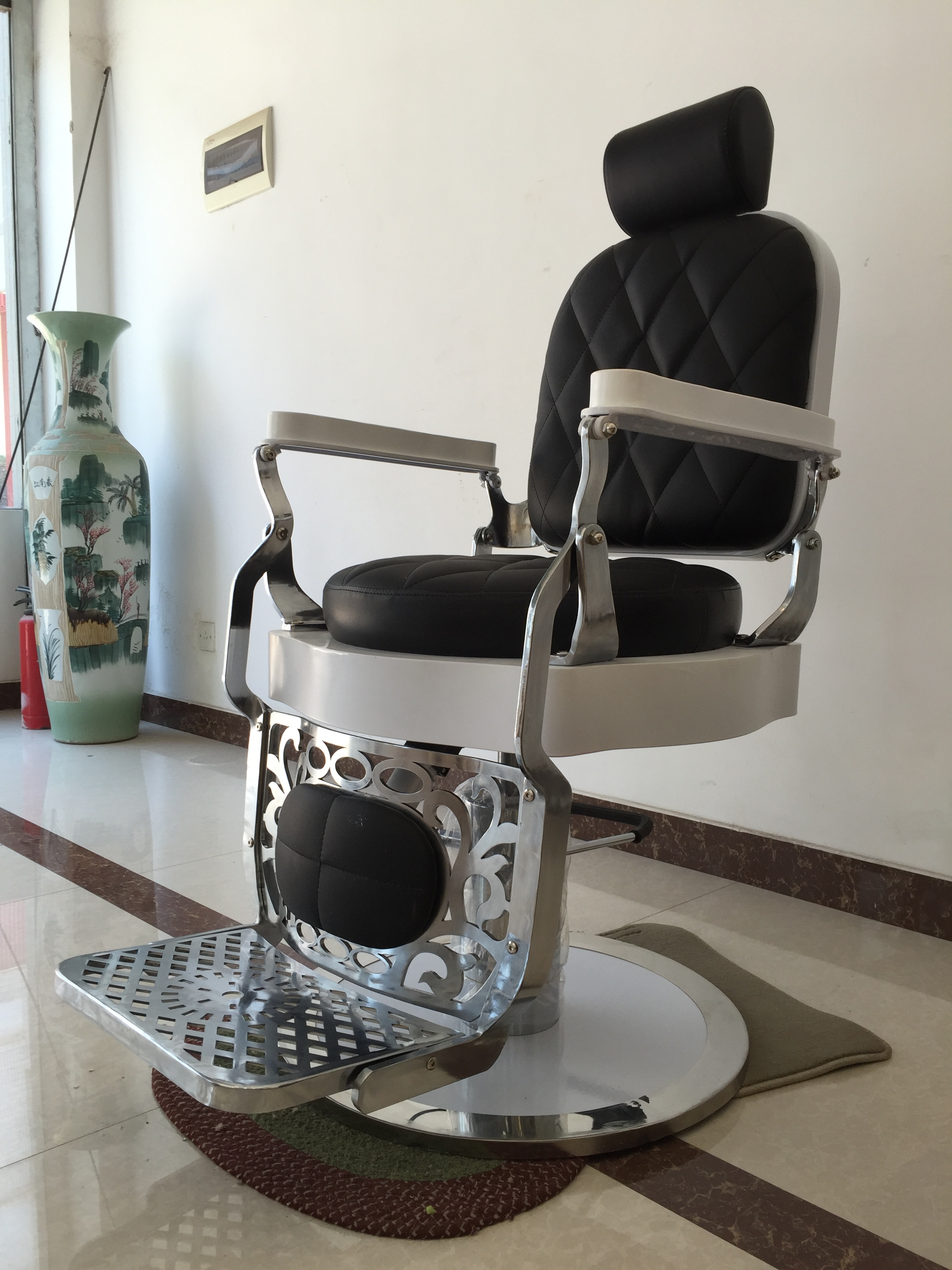 DST250 barber chair sale cheap with hydraulic barber