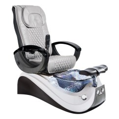 Pedicure Chair Manufacturers Deck Chairs Target Foot Spa Electric Jet Pump Basin With Lighting