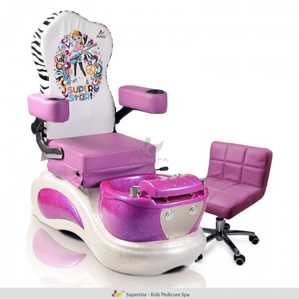 Superstar Kids Pedicure Chair  Pedisource