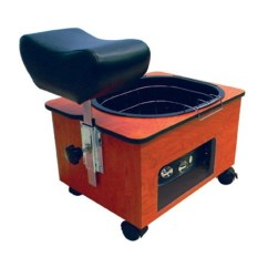 Child Pedicure Chair Wicker Back Chairs Pibbs Dg103 Portable Spa | Pedisource