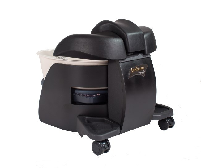 Pedicute Portable Spa  Pedisource