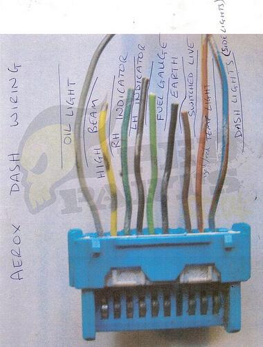 4 switch wiring diagram craftsman garage door safety sensor koso digital speedometer clocks | pedparts uk