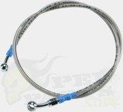 Motoforce Racing Braided Steel Brake Hose- Universal