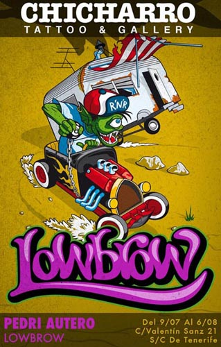 Expo Lowbrow