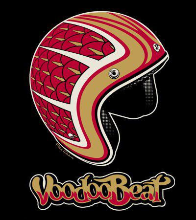 VoodooBeat Helmet