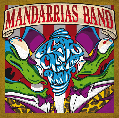 Portada Mandarrias Band