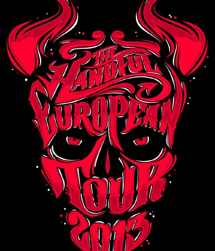 The Handful European Tour 2013