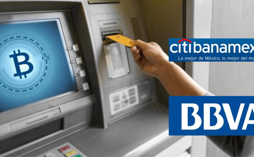 Ya puedes comprar Bitcoin en Banamex y BBVA en México ademas de diversas alctoins