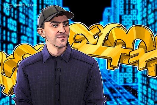 Bitcoin alcanzara los 45 mil dolares en una subida de 3 años, asegura Tone Vays