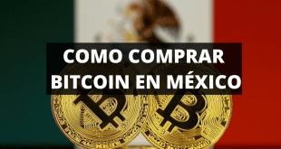 como comprar bitcoin en mexico