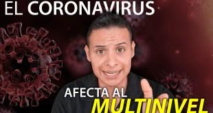 coronavirus afecta al multinivel