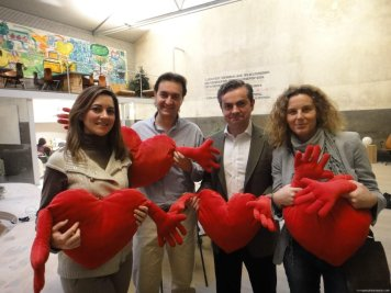 Evento Amor Hub Madrid con Pedro Amador