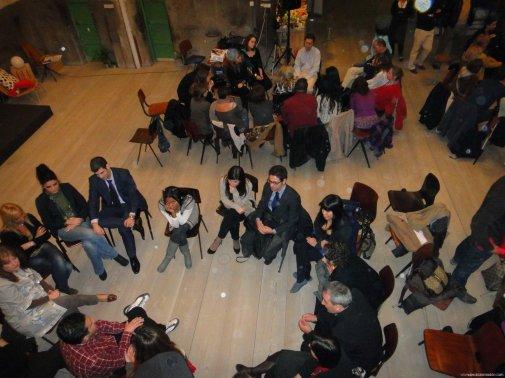 Interior del Evento Hub Madrid