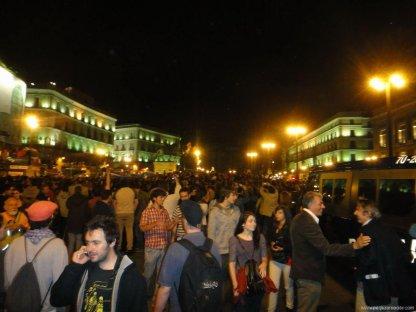 movimiento madrid - Reflexiones con soluciones a la crisis...