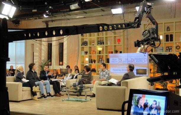 Apariciones radio, TV, medios