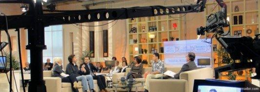 Entrevista en Televisión Zaragoza España
