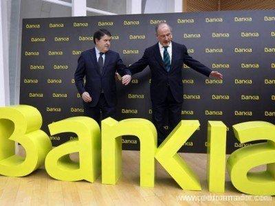 Bankia, la primera inmobiliaria de la nueva banca