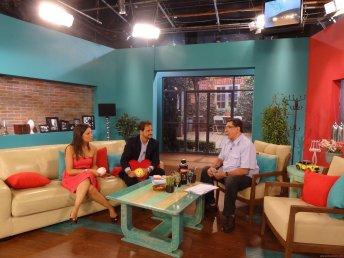 Entrevista en TV Canal10 Uruguay