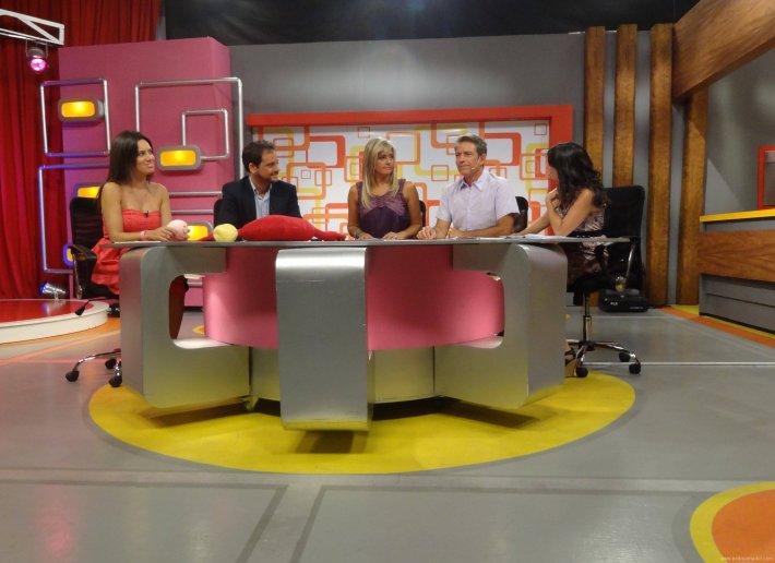 Entrevista en TV Canal4 Uruguay