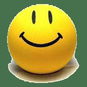 Muy feliz