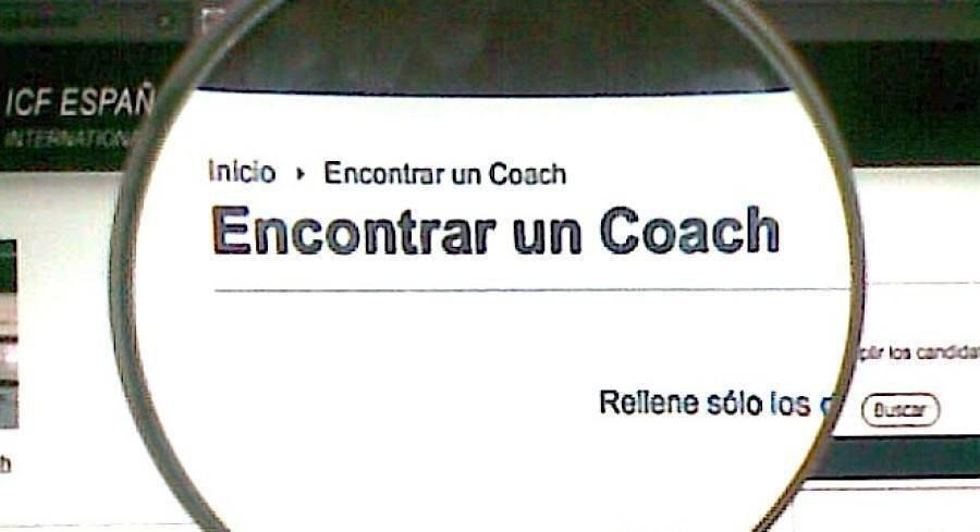 Segunda regla del libro negro del coach: ten cuidado cuando das ejemplo