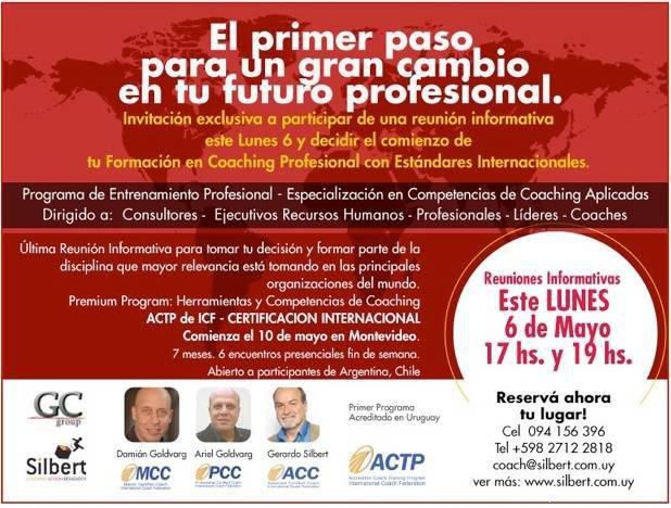 Coaching Uruguay