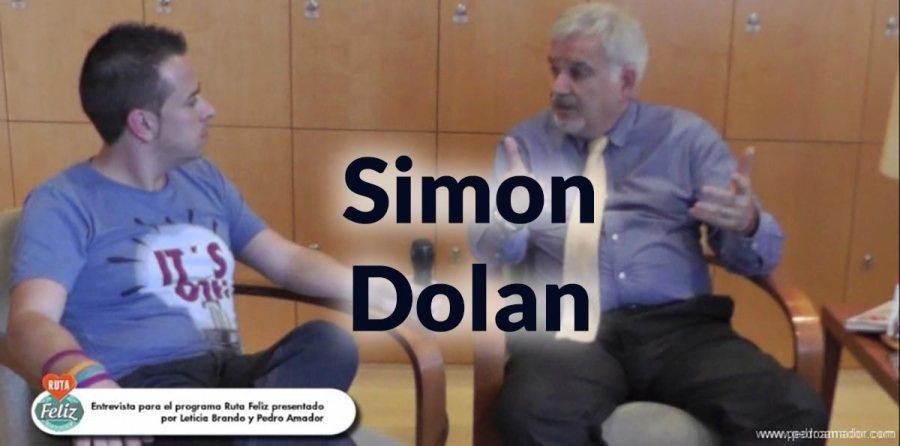Entrevista de valores a Simon Dolan para Ruta Feliz