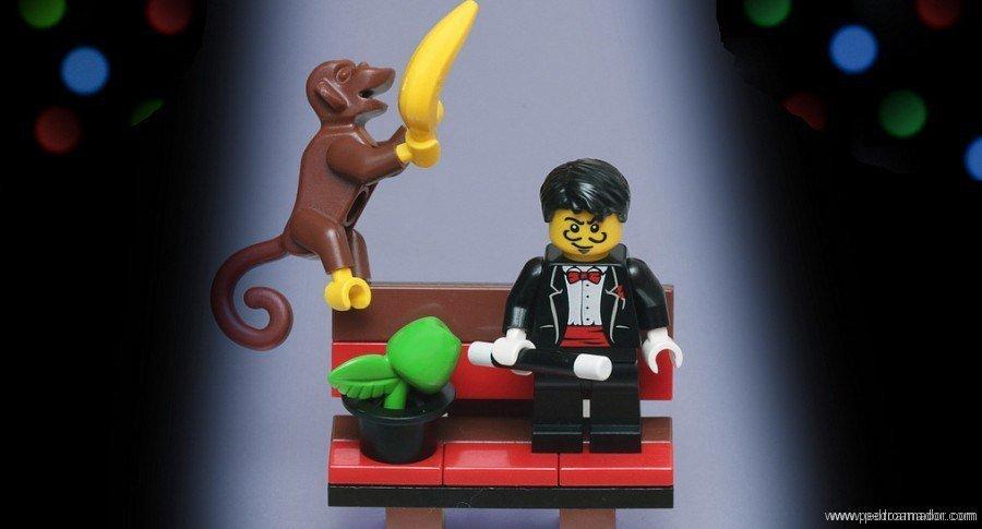 ¿Cuál es la diferencia entre un Presidente y un chimpancé?