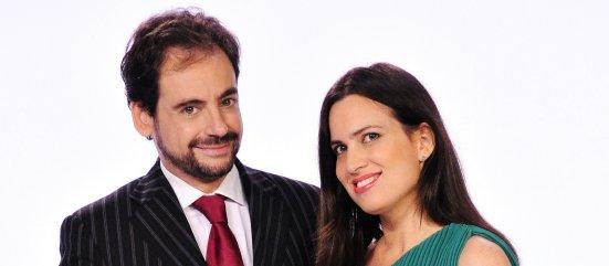 Leticia Brando y Pedro Amador Ruta Feliz