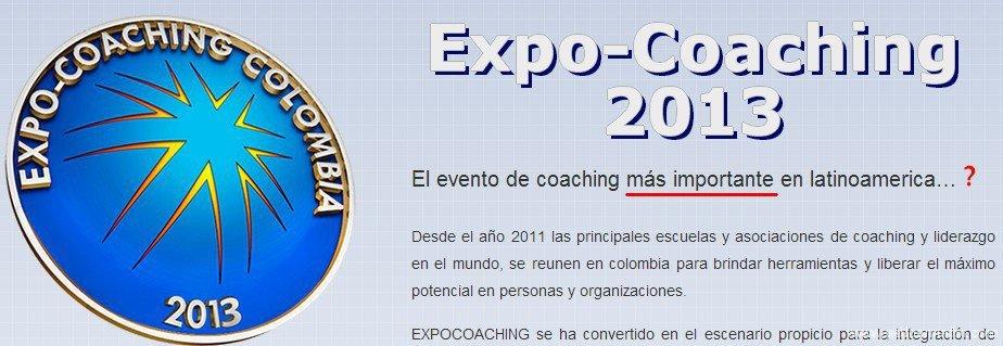 ¿Pedro Amador premiado en ExpoCoaching Colombia?