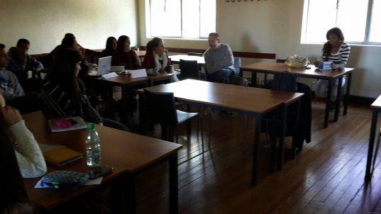 Educar en felicidad Universidad