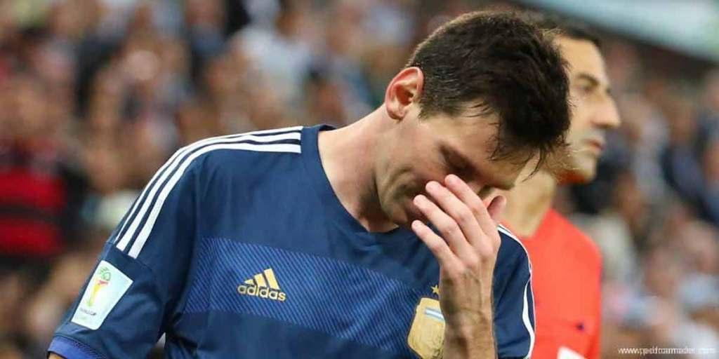 ¡Enhorabuena Alemania! Tras machacar a Brasil… ¡Argentina no era rival!
