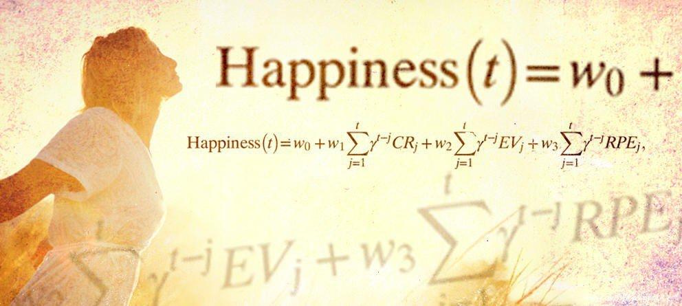 La fórmula de la felicidad ya existe y tú sigues con esa cara