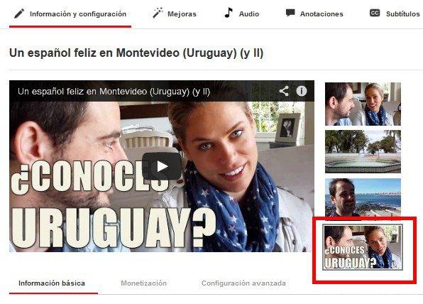 YouTube Miniatura Canal YouTube