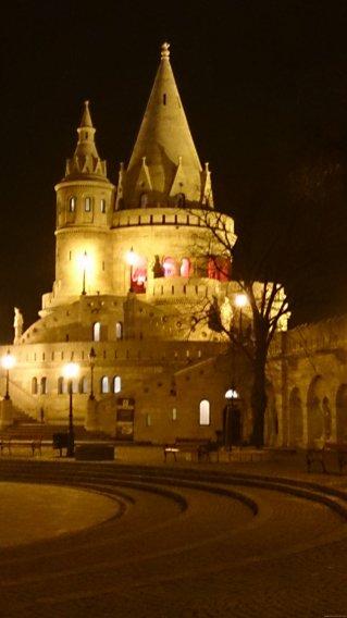 BUDAPEST Bastion Buda