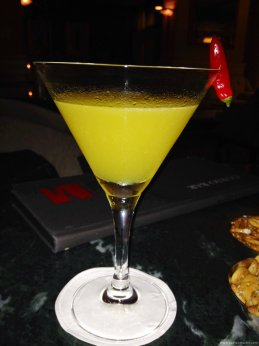 BUDAPEST-Coctel paprika