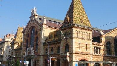 BUDAPEST-mercado central