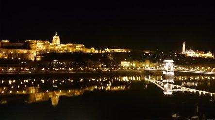 BUDAPEST vista desde habitacion