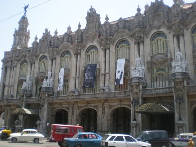 CUBA LA HABANA Ballet Nacional