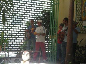 CUBA Músicos de timba