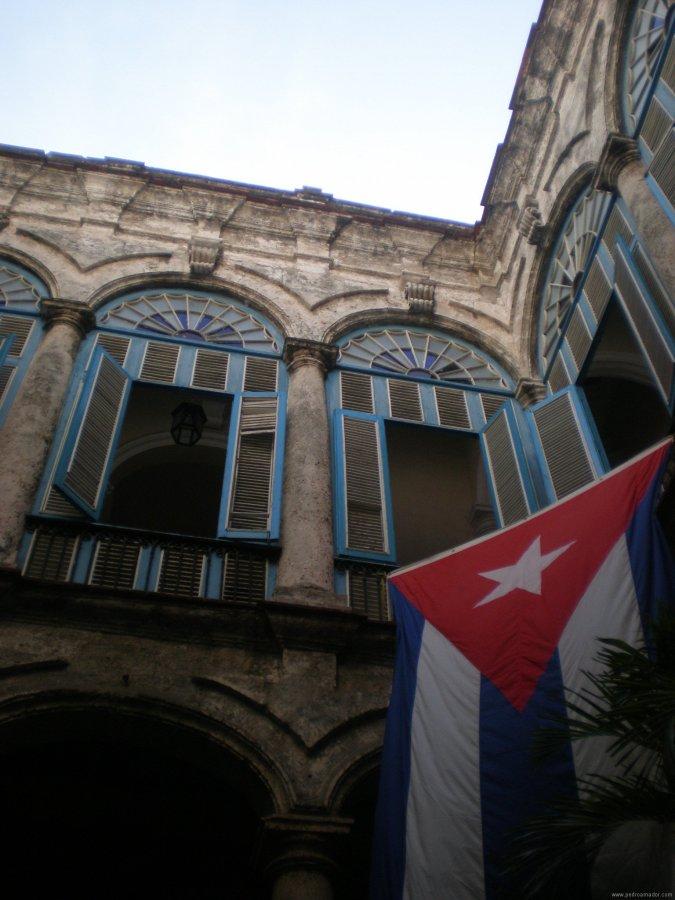 CUBA Patio en La Habana