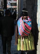 BOLIVIA Bolivianos la Paz