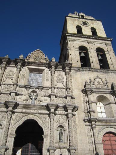 BOLIVIA Catedral la Paz