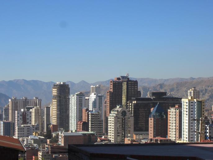 BOLIVIA Ciudad de la Paz