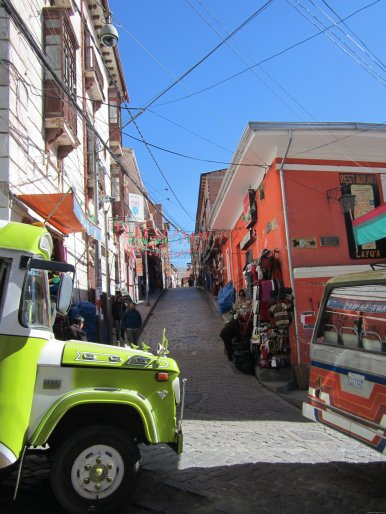 BOLIVIA-La Paz3