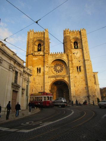 LISBOA Catedral